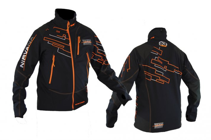Bunda softshell FLY NIRVANA vel. L
