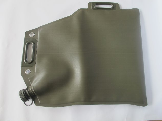 Inflatable Jerry Can for fuel, 20 L