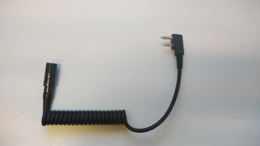 Connection cable for FC5  /ICOM AIR, A6, A24, A15, A4, A23/