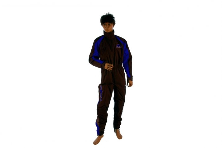 FCR overal blue XL