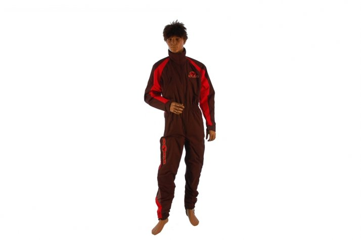FCR overal red XL