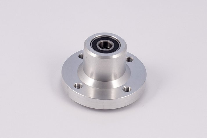 Back wheel hub incl. Bearings CC
