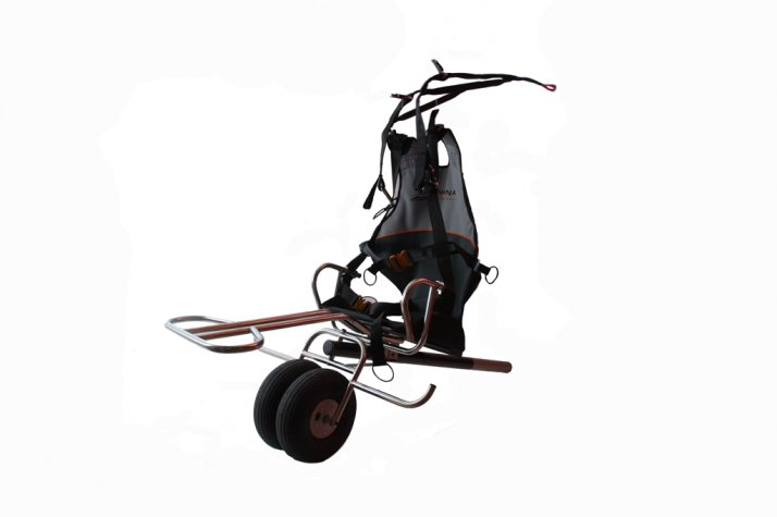 Taxi tandem extension for trike CC