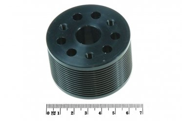 Lower pulley - diameter 63 mm, for model ELECTRIC