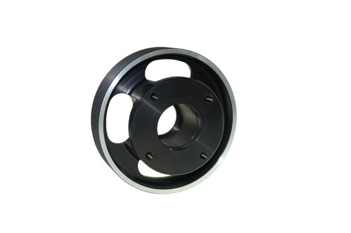 Upper pulley Electric