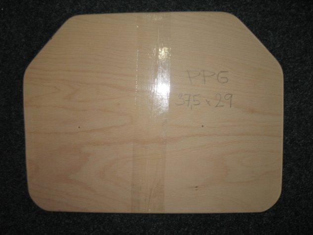 Wooden board PPG M